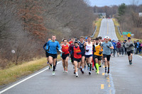 5 Mile Course Photos
