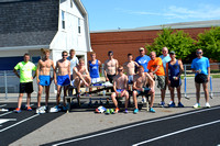 2014 Maplewood Track Workout